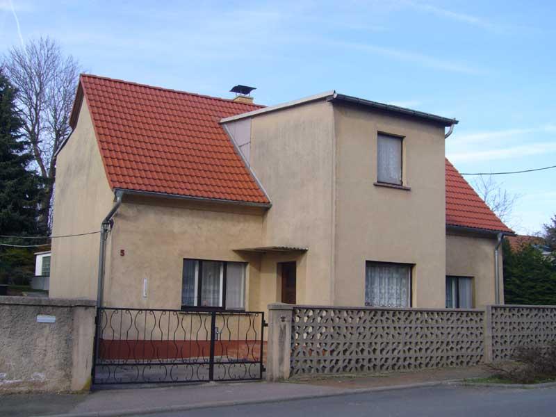Einfamilienhaus Großpösna