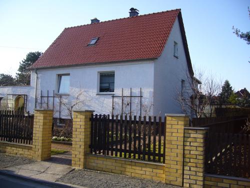 Einfamilienhaus Borsdorf Ortsteil Zweenfurt