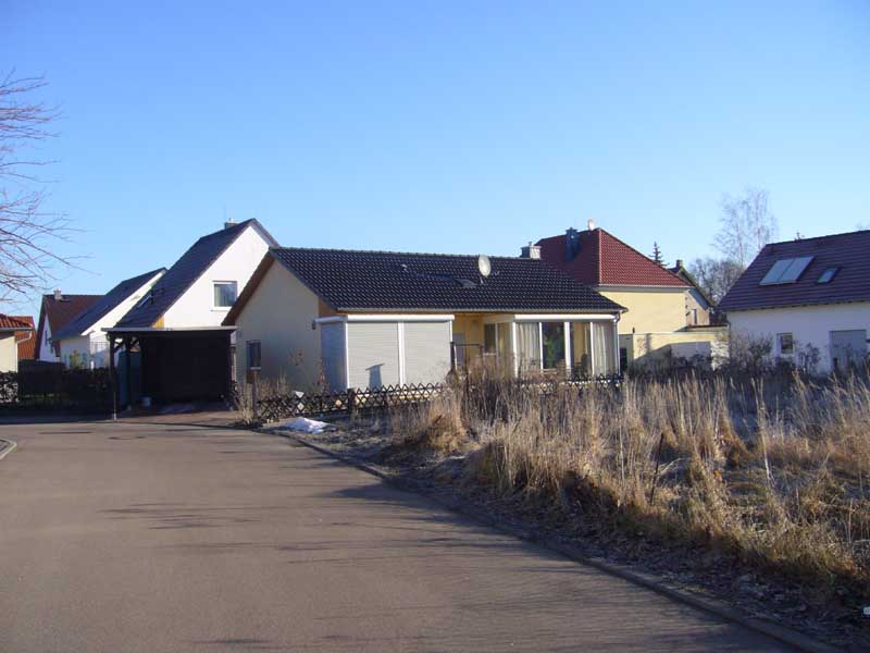 Baugrundstück Böhlitz Ehrenberg Robert-Hanf-Weg