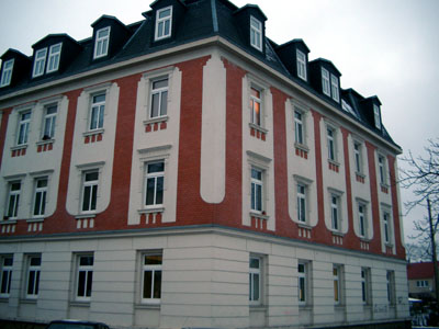 Mehrfamilienhaus Leipzig Dölitz-Dösen