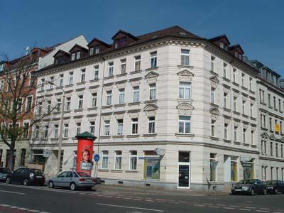 Mehrfamilienhaus Leipzig - Eutritzsch