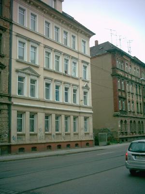 Mehrfamilienhaus Leipzig - Kleinzschocher