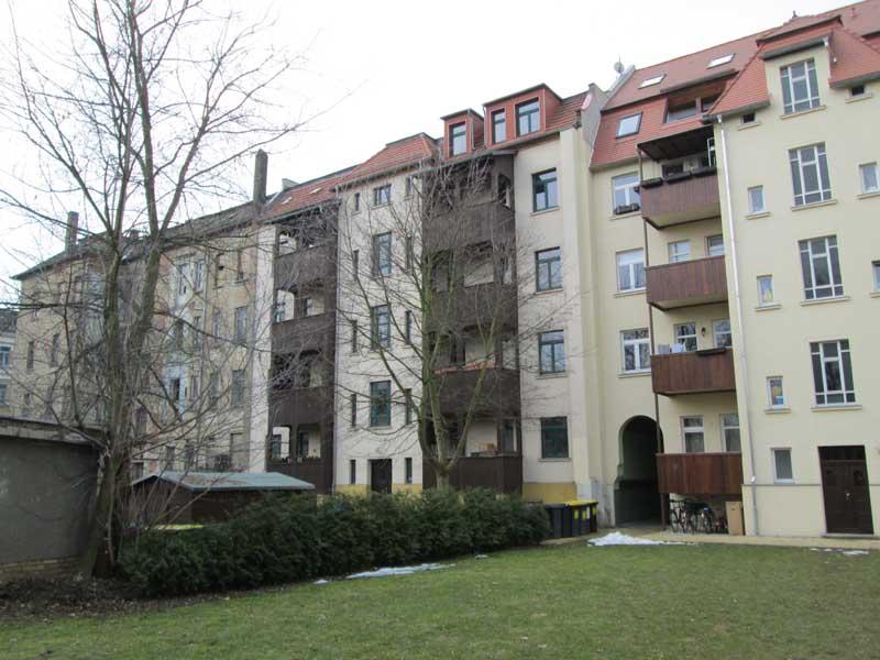 Mehrfamilienhaus Leipzig - Leutzsch