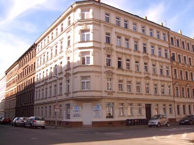 Mehrfamilienhaus Leipzig - Neustadt