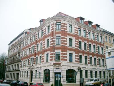 Mehrfamilienhaus Leipzig - Plagwitz