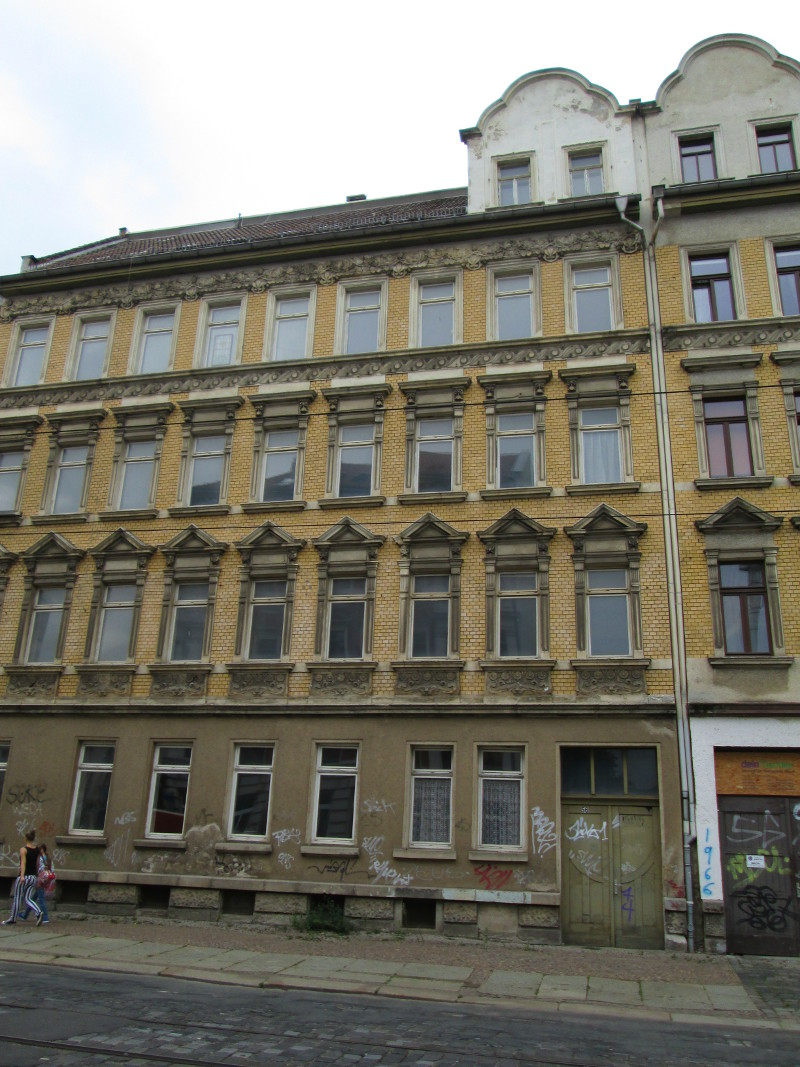 Mehrfamilienhaus Leipzig - Reudnitz