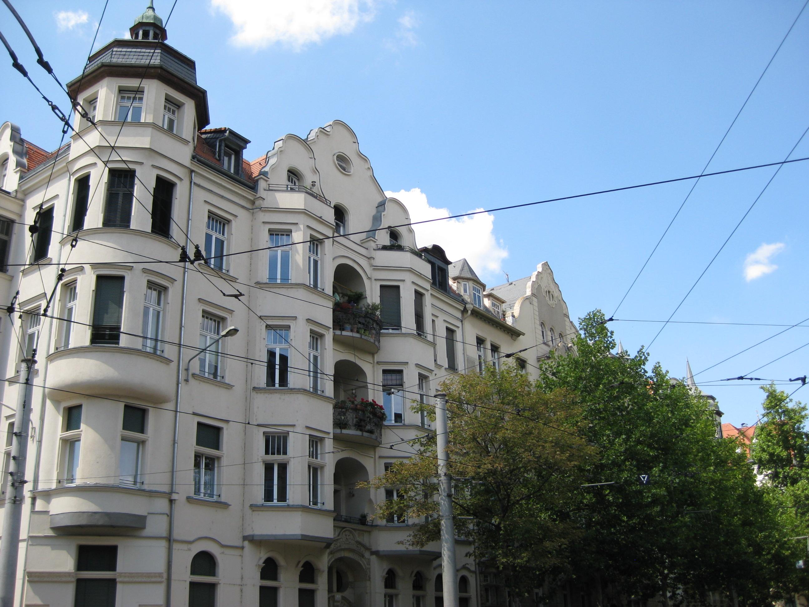 Mehrfamilienhaus Leipzig - Zentrum Nord-West
