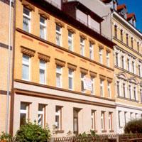 Mehrfamilienhaus Leipzig - Mockau