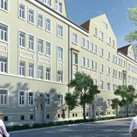 Mehrfamilienhaus Leipzig - Volkmarsdorf