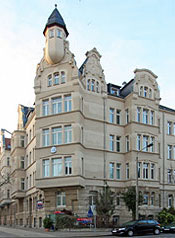Firmensitz Poschmann Immobilien