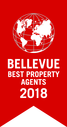 BELLEVUE Best Property Agents 2017 - Poschmann Immobilien