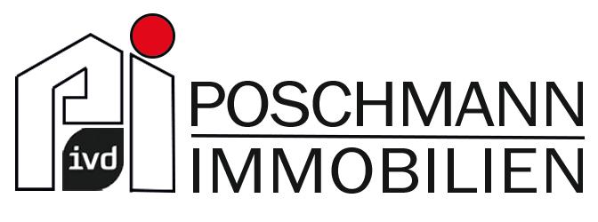 Poschmann Immobilien aus Leipzig | Logo