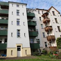 Mehrfamilienhaus Leipzig – Eutritzsch