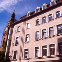 Mehrfamilienhaus Leipzig – Lindenau