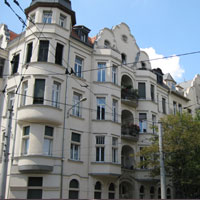 Mehrfamilienhaus Leipzig – Zentrum Nord-West