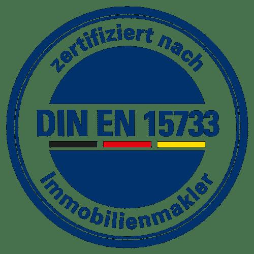 DIN-EN-15733 Logo