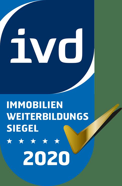 IVD Auszeichnungssiegel 2020