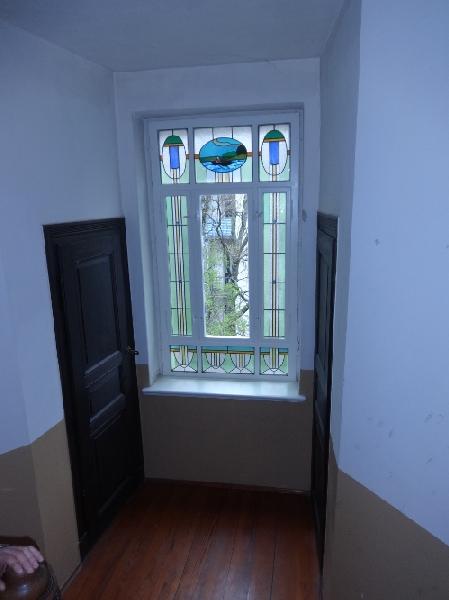 Blick zur Abstellkammer