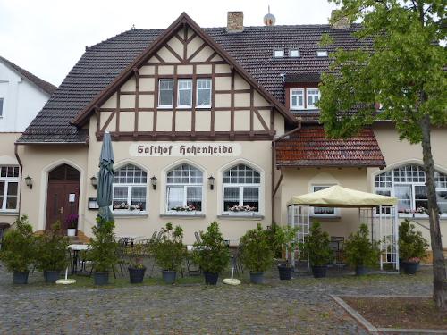 Gasthaus im Ort