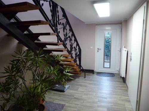 Eingangsbereich/Treppenaufgang