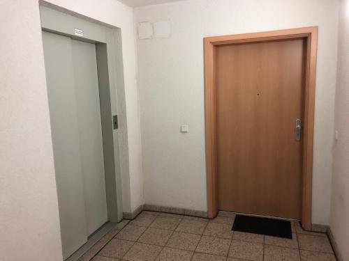 Treppenhaus Wohnungseingang